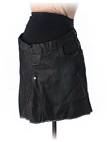 Noppies Maternity Denim Skirt Size S (Maternity)