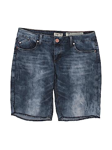 Indigo Rein Denim Shorts Size 11