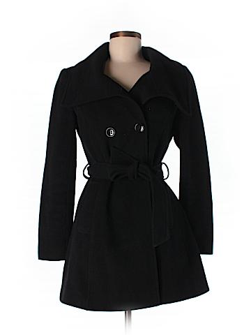 DKNY Wool Coat Size 4