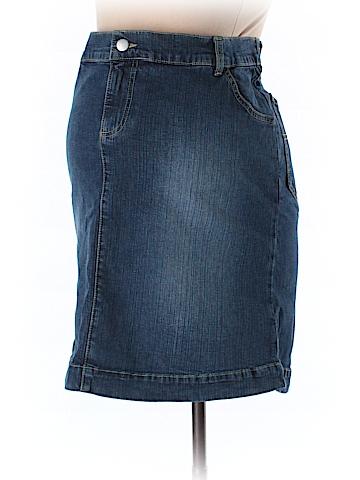 Noppies Maternity Denim Skirt Size L (Maternity)