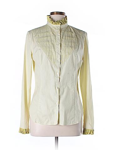 ETRO Long Sleeve Blouse Size 46 (IT)