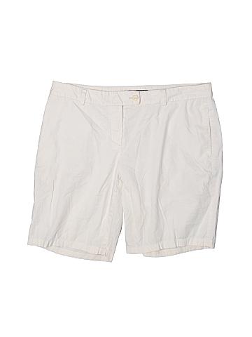 Theory Khaki Shorts Size 10