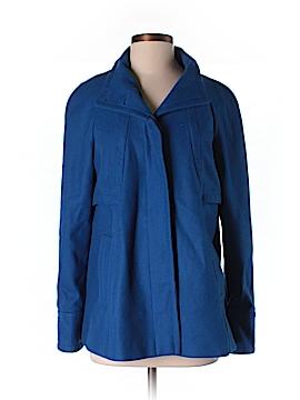 Ellen Tracy Wool Coat Size S