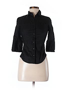 Armani Exchange Short Sleeve Button-Down Shirt Size XS