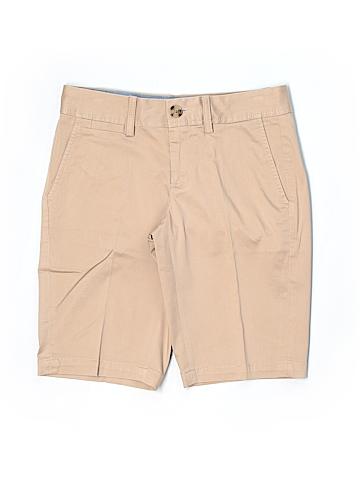 Banana Republic Women Khaki Shorts Size 0