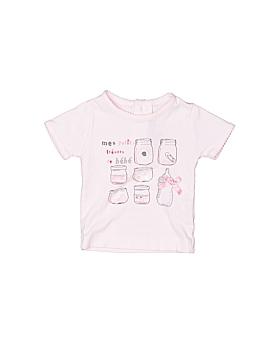 Lili Gaufrette Short Sleeve T-Shirt Size 6 mo