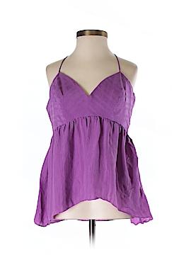 Geren Ford Sleeveless Silk Top Size XS