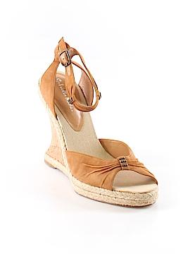 Gabriella Rocha Wedges Size 10
