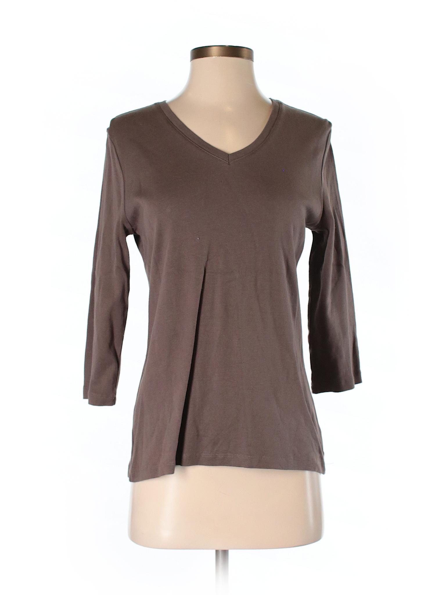 St John 39 S Bay 3 4 Sleeve T Shirt 80 Off Only On Thredup