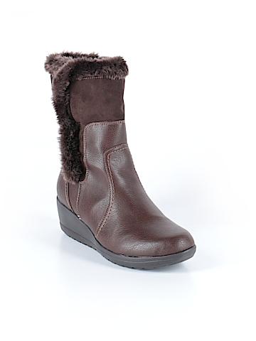 SoftWalk Boots Size 8