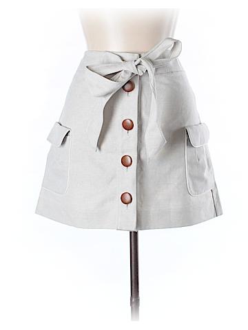 J. Crew Denim Skirt Size 12
