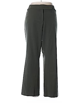 Leslie Fay Dress Pants Size 20 (Plus)