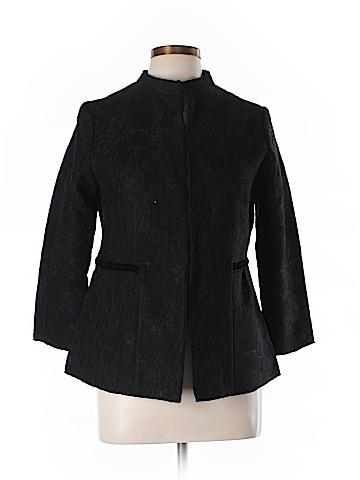 Zara Wool Blazer Size L