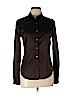 Harold's Women Long Sleeve Button-Down Shirt Size 10