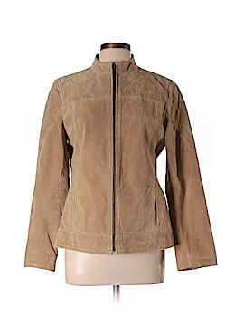 Ruff Hewn Leather Jacket Size L