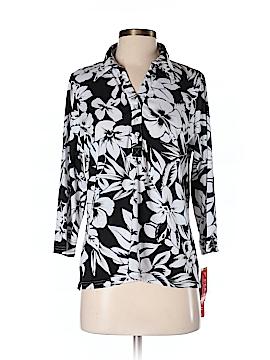 Cathy Daniels 3/4 Sleeve Polo Size S