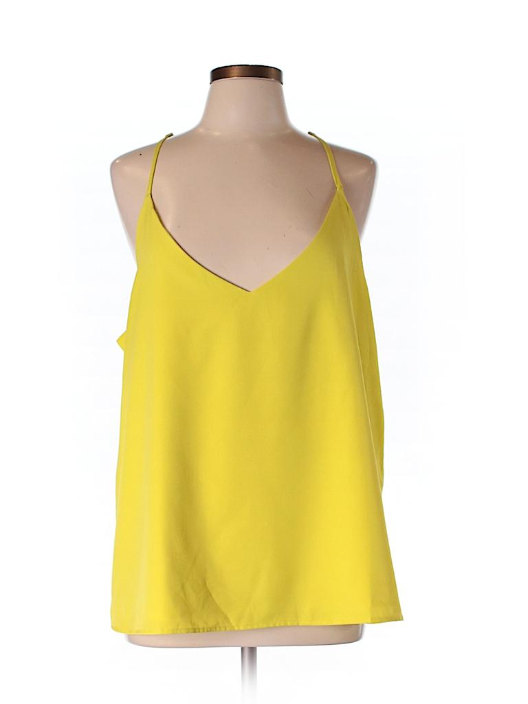 Banana Republic Factory Store Women Sleeveless Blouse Size XL