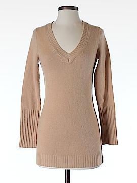 Malika Women Cashmere Pullover Sweater Size S
