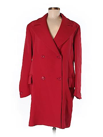 Giorgio Armani Wool Coat Size 42 (IT)
