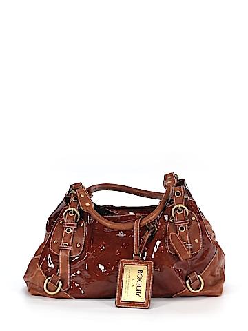 Roxbury Women Leather Satchel One Size