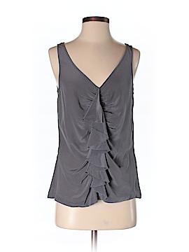 J. Crew Sleeveless Silk Top Size 2