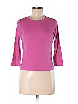 Sarah Spencer 3/4 Sleeve T-Shirt Size L (Petite)