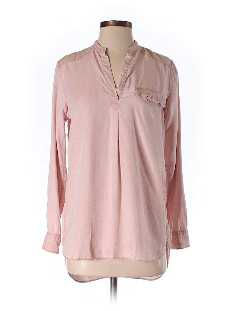 Gap Women Long Sleeve Blouse Size XS