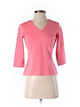CHRISTINE ALEXANDER 3/4 Sleeve T-Shirt Size XS