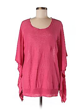 DKNY 3/4 Sleeve Blouse Size Med - Lg