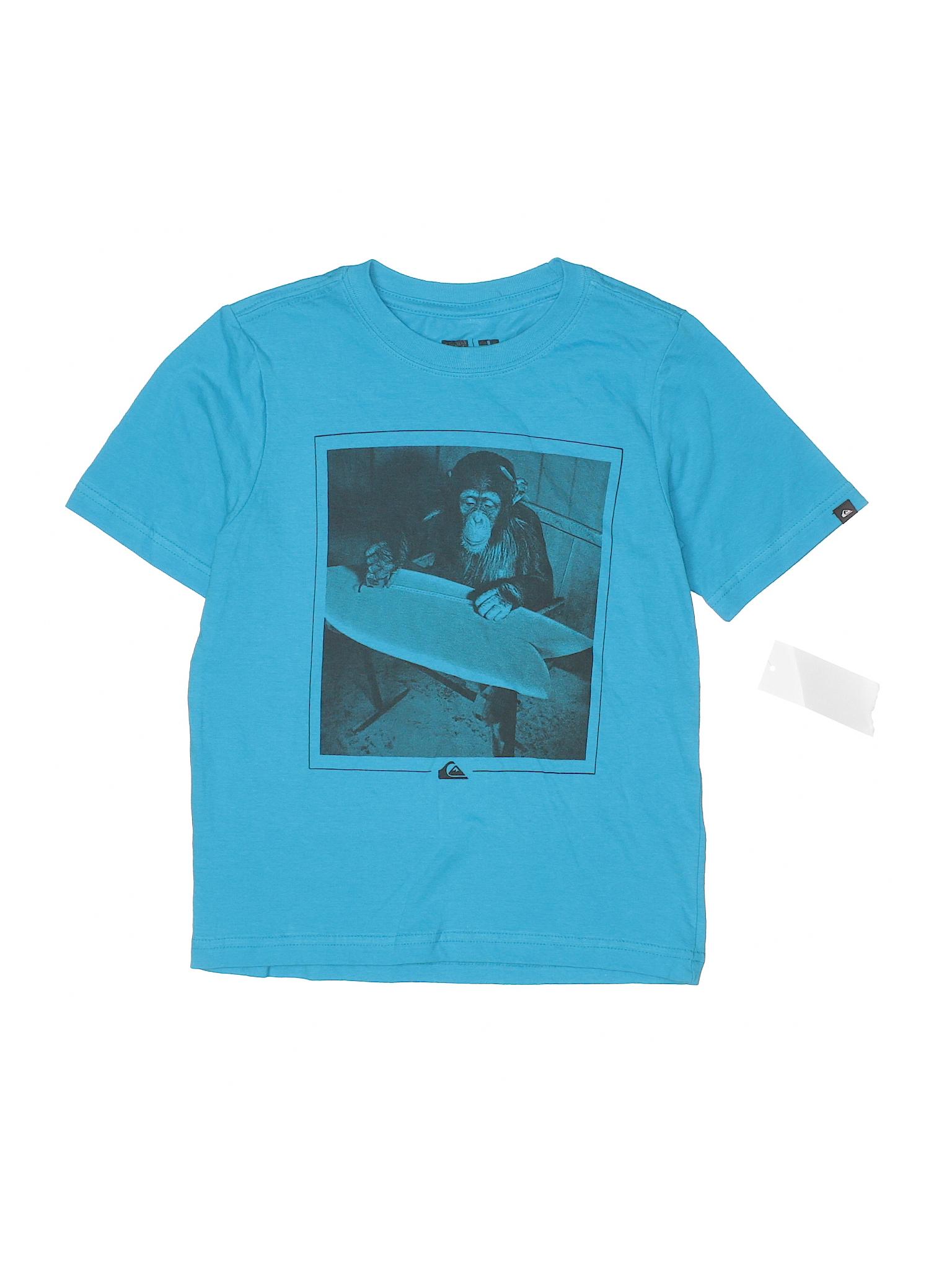 Quiksilver short sleeve t shirt 20 off only on thredup for Bureau quiksilver
