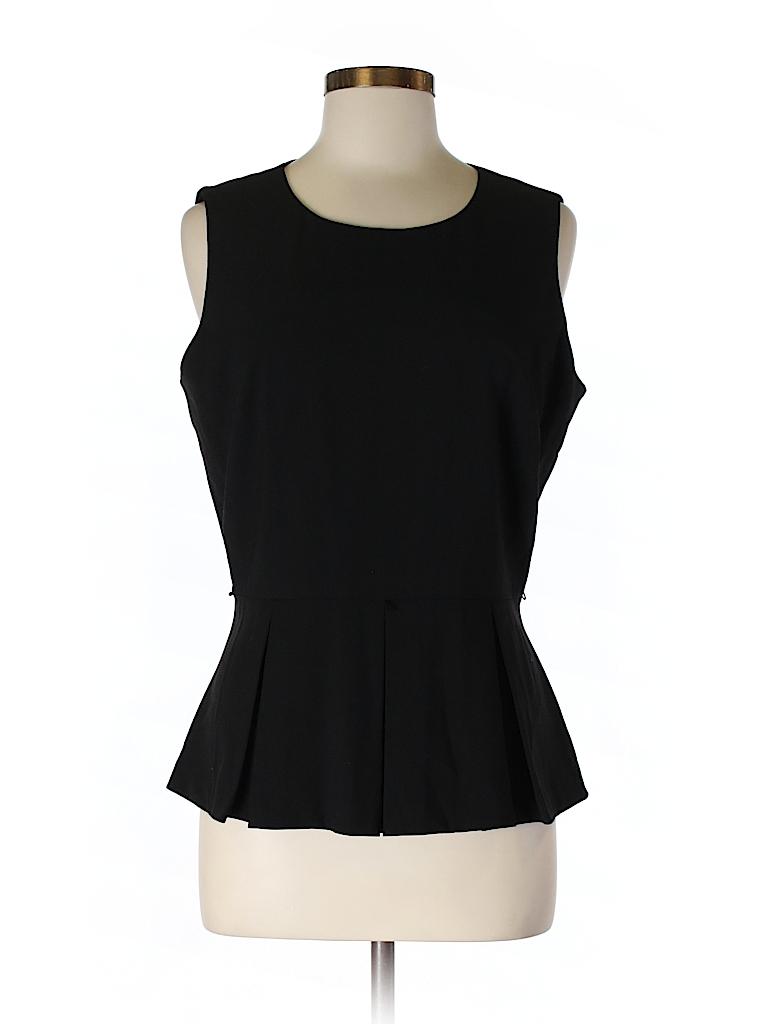 Calvin Klein Women Sleeveless Blouse Size M
