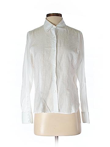 Talbots Long Sleeve Button-Down Shirt Size 5