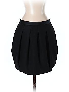 BCBGMAXAZRIA Runway Wool Skirt Size 8
