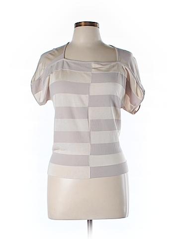 Emporio Armani Short Sleeve Top Size 42 (EU)