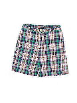 Chaps Khaki Shorts Size 3