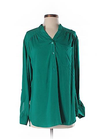 Bandolino Long Sleeve Blouse Size S