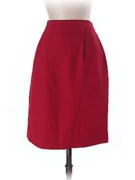 Gianni Wool Skirt Size 6