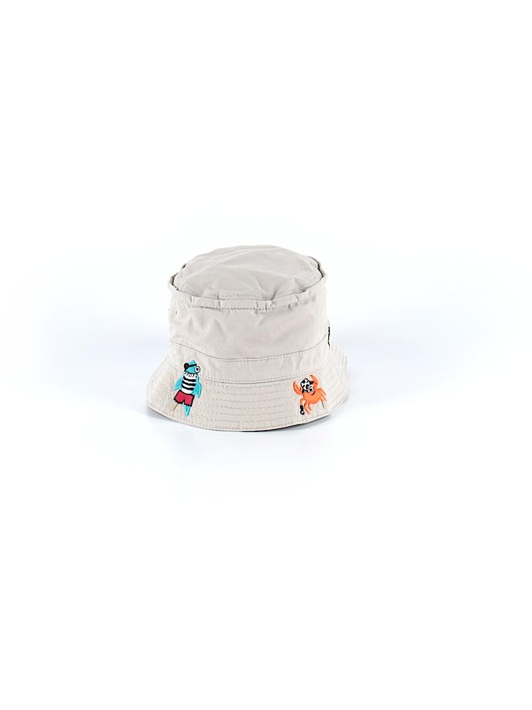 4e4dda0689e Gymboree 100% Cotton Solid Tan Bucket Hat Size 12-24 mo - 35% off ...