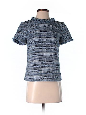 Draper James Short Sleeve Blouse Size 2