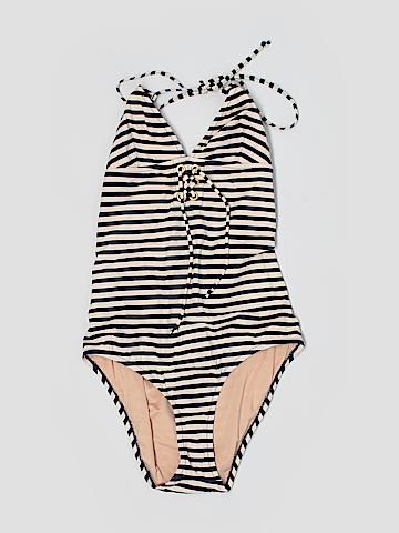 J. Crew One Piece Swimsuit Size 14