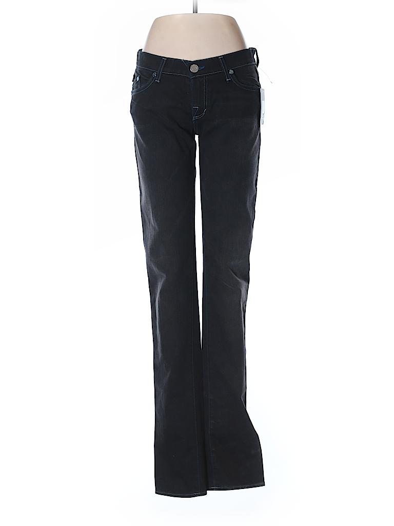 rock republic solid black jeans 28 waist 71 off thredup. Black Bedroom Furniture Sets. Home Design Ideas