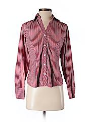 Ann Taylor LOFT Outlet Women Long Sleeve Button-Down Shirt Size 2