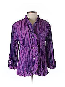 Agora 3/4 Sleeve Blouse Size S