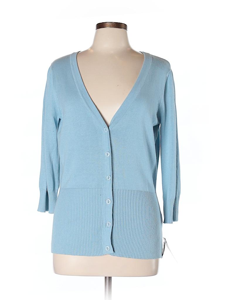 AB Studio Women Cardigan Size L