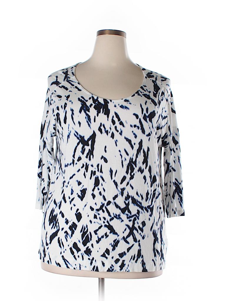 Cynthia rowley for t j maxx 3 4 sleeve t shirt 66 off for Tj maxx jewelry box