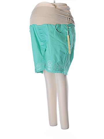 Denim Diva Maternity Shorts Size 2X (Maternity)