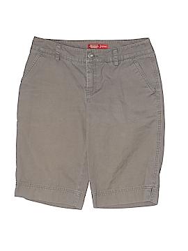 Eastern Mountain Sports Khaki Shorts Size 4