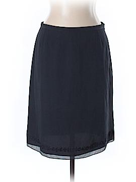 DKNY Silk Skirt Size 12 (Petite)