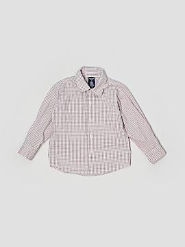 Jonathan Strong Long Sleeve Button-Down Shirt Size 3T