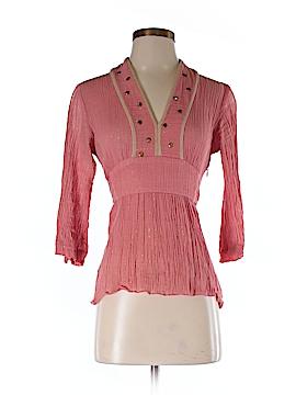 Lauren Moffatt 3/4 Sleeve Blouse Size XS